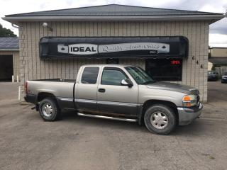 Used 2000 GMC New Sierra 1500 SL for sale in Mount Brydges, ON