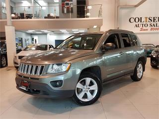 Used 2012 Jeep Compass NORTH EDITION 4X4 **5 SPEED** for sale in York, ON
