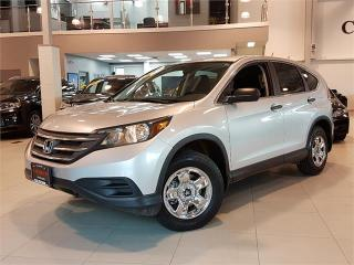 Used 2013 Honda CR-V LX AWD-REAR CAM-BLUETOOTH-NEW TIRES for sale in York, ON