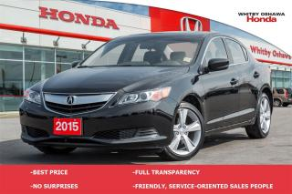 Used 2015 Acura ILX Base (AT) for sale in Whitby, ON