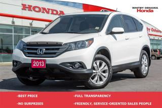 Used 2013 Honda CR-V EX-L (A5) for sale in Whitby, ON