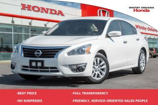 Used 2014 Nissan Altima 2.5 S (AT) for sale in Whitby, ON