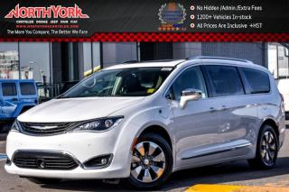 New 2018 Chrysler Pacifica Hybrid Limited New Car Limited|UConnect Theater.,AdvSafetyTecPkgs for sale in Thornhill, ON
