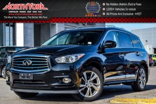 Used 2013 Infiniti JX35 AWD|7-Seater|Dual Sunroof|BOSE|Nav|DVD Screens|360 Cam|19