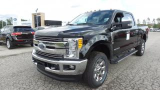New 2017 Ford F-250 Super Duty SRW Lariat for sale in Stratford, ON