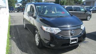 Used 2013 Nissan Quest 3.5 S for sale in Kingston, ON