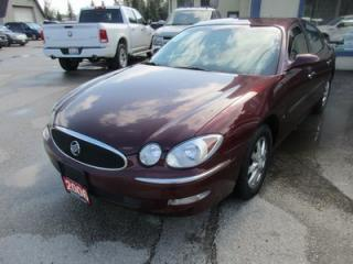 Used 2006 Buick Allure 'GREAT KM'S' LOADED CXL MODEL 5 PASSENGER 3.8L - V6.. LEATHER.. HEATED SEATS.. KEYLESS ENTRY.. for sale in Bradford, ON