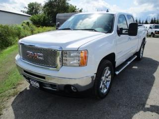 Used 2008 GMC Sierra 1500 LOADED DENALI EDITION 5 PASSENGER 6.2L - V8.. AWD.. CREW.. SHORTY.. LEATHER.. HEATED SEATS.. NAVIGATION SYSTEM.. BOSE AUDIO.. for sale in Bradford, ON