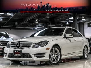 Used 2012 Mercedes-Benz C250 4MATIC AWD|BLUETOOTH AUDIO|SUNROOF for sale in North York, ON