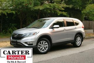 Used 2016 Honda CR-V SE + AWD + PUSH START + BACKUP CAM + CERTIFIED! for sale in Vancouver, BC