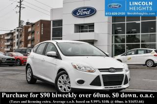 Used 2013 Ford Focus SE Hatch for sale in Ottawa, ON