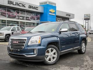 Used 2017 GMC Terrain AWD, SLE-2, REAR VISION CAMERA, SUNROOF! for sale in Ottawa, ON