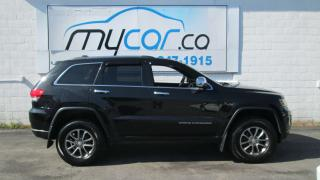 Used 2014 Jeep Grand Cherokee Limited for sale in Kingston, ON
