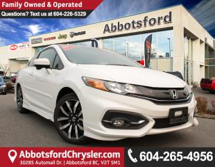 Used 2015 Honda Civic EX-L Navi LOW KM! for sale in Abbotsford, BC