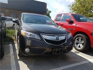 Used 2014 Acura RDX LEATHER, SUNROOF !!!! for sale in Concord, ON