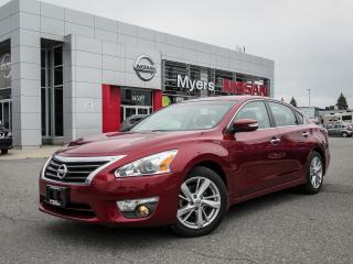 Used 2013 Nissan Altima SL, LEATHER, INTELLIGENT KEY, BACK UP CAMERA, SUNROOF for sale in Orleans, ON