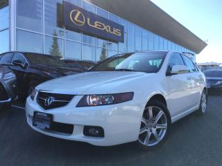 Used 2004 Acura TSX Base for sale in Surrey, BC
