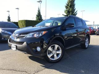 Used 2014 Toyota RAV4 XLE,AWD,local,one owner,back up camera for sale in Surrey, BC