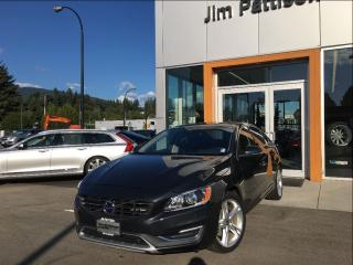 Used 2016 Volvo S60 T5 AWD Special Edition for sale in North Vancouver, BC