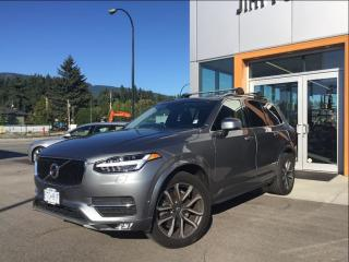 Used 2016 Volvo XC90 T6 AWD Momentum / Vision / Convenience Packages for sale in North Vancouver, BC
