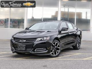 New 2018 Chevrolet Impala 2LZ for sale in Gloucester, ON