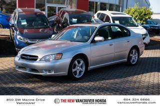 Used 2006 Subaru Legacy Sedan 2.5 I at for sale in Vancouver, BC