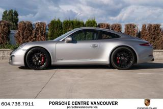 Used 2015 Porsche 911 Carrera 4 GTS Coupe PDK for sale in Vancouver, BC