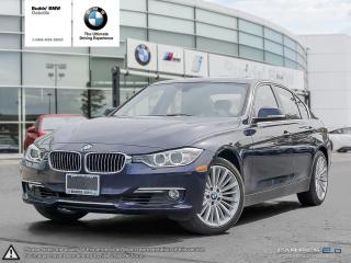 Used 2014 BMW 328i xDrive Sedan for sale in Oakville, ON