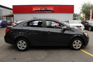 Used 2015 Chevrolet Sonic 4dr Sdn Auto LT for sale in Surrey, BC