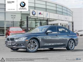 Used 2013 BMW 328i xDrive Sedan Sport Line AWD | NAV | SPORT | RV CAM | ALARM SYSTEM for sale in Oakville, ON
