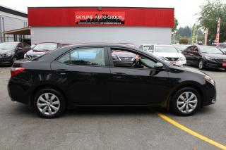 Used 2016 Toyota Corolla 4dr Sdn CVT LE (Natl) for sale in Surrey, BC