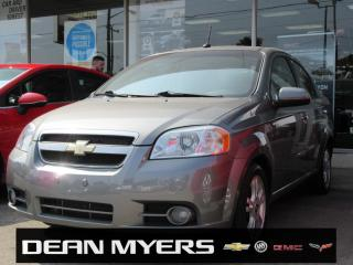 Used 2009 Chevrolet Aveo LT for sale in North York, ON