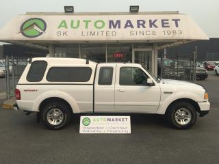 Used 2008 Ford Ranger Sport SuperCab 4 Door 2WD for sale in Langley, BC
