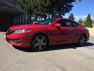 Used 2016 Honda Accord Touring V6 for sale in Surrey, BC