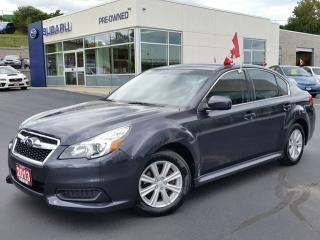 Used 2013 Subaru Legacy 2.5i w/Convenience Pkg for sale in Kitchener, ON