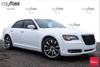 Used 2014 Chrysler 300 Nav Roof Leather Remote Start BRAND NEW TIRES! for sale in Thornhill, ON