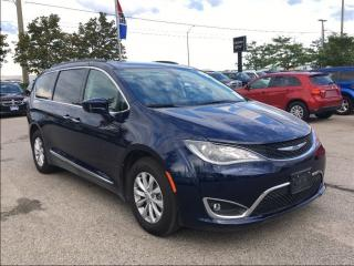 Used 2017 Chrysler Pacifica TOURING-L**POWER SLIDING DOORS**NAVIGATION** for sale in Mississauga, ON