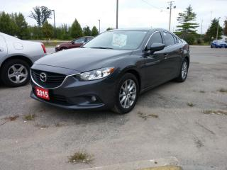 Used 2015 Mazda MAZDA6 GS for sale in Orillia, ON