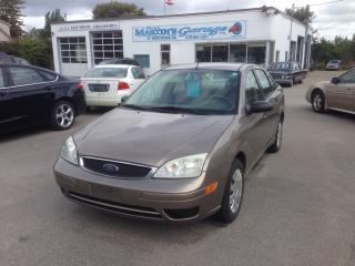 Used 2005 Ford Focus SE for sale in St Jacobs, ON