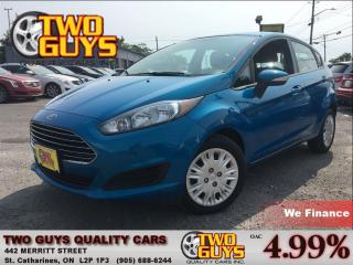 Used 2014 Ford Fiesta SE 5 PASSENGER CRUISE CONTROL for sale in St Catharines, ON