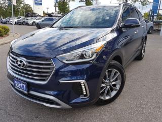 Used 2017 Hyundai Santa Fe XL Premium-AWD-blind spot detection-super clean for sale in Mississauga, ON