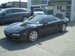 Used 1991 Acura NSX SPORT! RARE! 116K! SERVICE RECORDS! for sale in Etobicoke, ON
