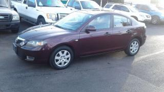Used 2008 Mazda MAZDA3 for sale in Hamilton, ON