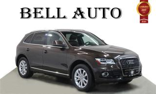 Used 2014 Audi Q5 PROGRESSIVE PKG PANORAMIC ROOF LEATHER for sale in North York, ON