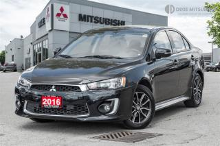 Used 2016 Mitsubishi Lancer SUNROOF | CLEAN CARPROOF | AUTO | BACK UP CAMERA | for sale in Mississauga, ON