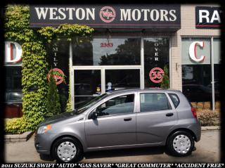 Used 2011 Suzuki Swift *AWD *LEATHER *SUNROOF *BT *LUXURY PKG *LOW KM for sale in York, ON