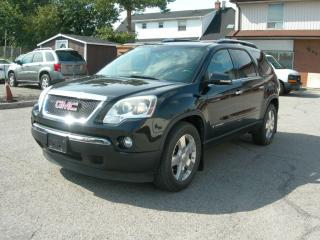 Used 2008 GMC Acadia SLT1 for sale in Oshawa, ON