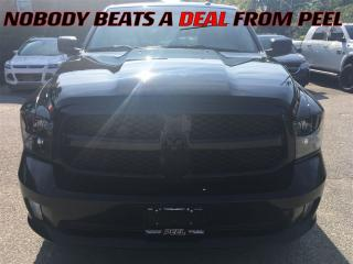 Used 2016 Dodge Ram 1500 ST**BLACKTOP**BLUETOOTH**SPRAY-IN BEDLINER** for sale in Mississauga, ON