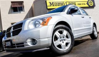 Used 2009 Dodge Caliber SXT! Remote Start+AuxIn! ONLY $97/bi-weekly! for sale in St Catharines, ON