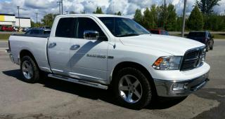 Used 2012 Dodge Ram 1500 BIG HORN for sale in Orillia, ON